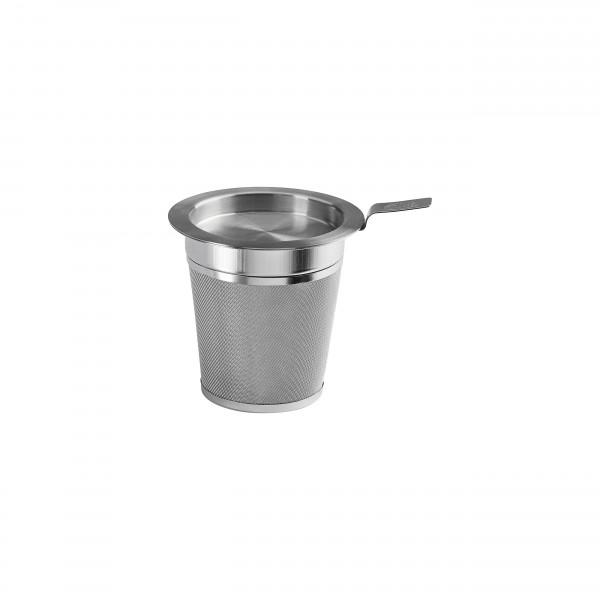 """""""EDELWEISS"""" - Teesieb mit Aufsatz passend zum Teebecher"""