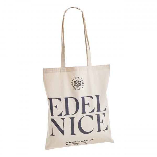 """""""EDELWEISS"""" - EDELNICE Einkaufstasche"""
