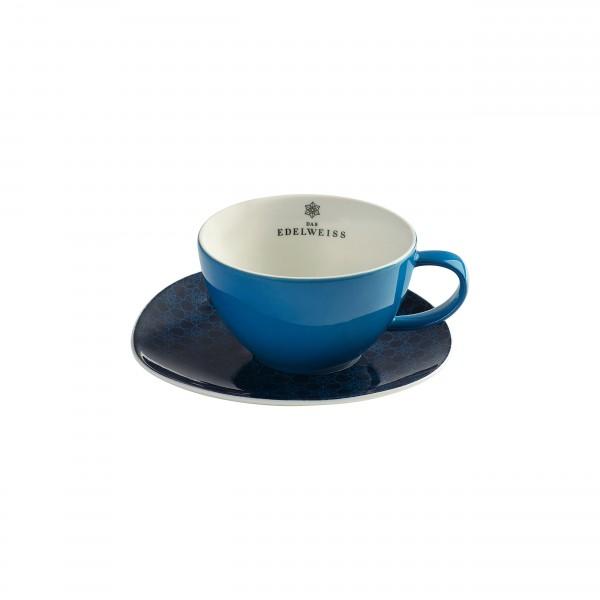 """""""EDELWEISS"""" - 1er Cappuccino Set"""